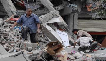 14 người chết vì động đất ở Trung Quốc