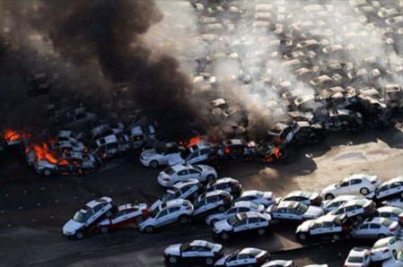 5 lĩnh vực bị ảnh hưởng nặng nề nhất do thảm họa tại Nhật
