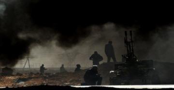 Anh đưa phản lực cơ chiến đấu tham gia chống Libya