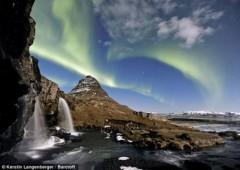 Ánh sáng thiên đường tại Bắc Cực