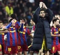 Arsenal sẵn sàng chia tay Fabregas với giá 45 triệu bảng