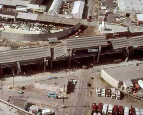 California có thể bị 'Siêu động đất'