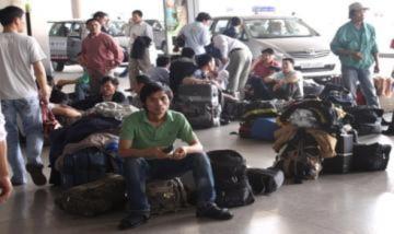 Chưa thể sơ tán gần 200 lao động bị mắc kẹt tại Libya