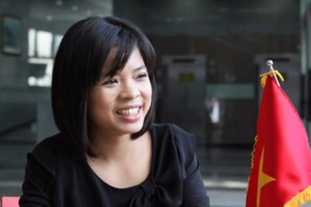 'Công chúa Việt Nam' tốt nghiệp thạc sĩ ở Hàn Quốc