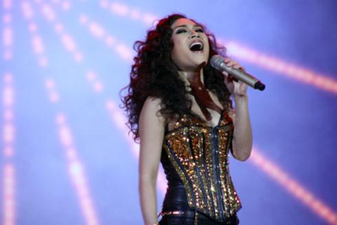 Mỹ Tâm va live show 10 năm ca hát tại Hà Nội
