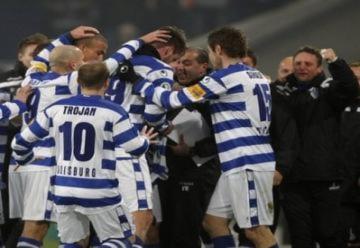 Đội hạng hai vào chung kết Cup quốc gia Đức