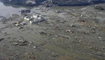 Gần 10.000 người mất tích ở cảng của Nhật