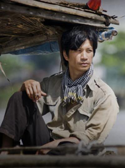Dustin Nguyễn trong vai ông Võ.