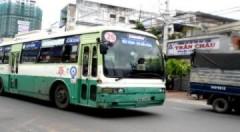 Hàng loạt xe buýt TP HCM đang rệu rã