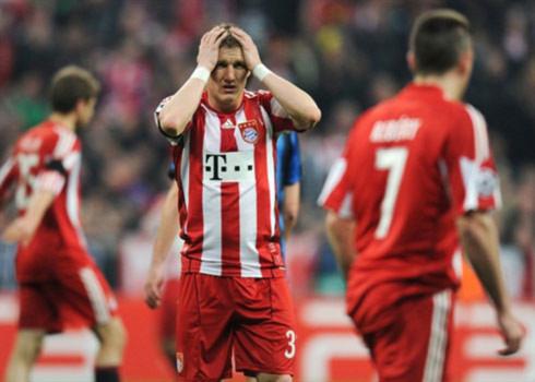 Bayern đã có đầy đủ những chất liệu cần thiết để làm chiến thắng chung cuộc, nhưng lại không tận dụng được thời cơ. Ảnh: AFP.