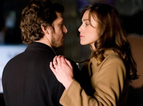 Keira Knightley và Guillaume Canet trong