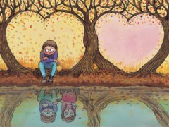 """Khi """"người ta"""" chưa quên tình cũ..."""