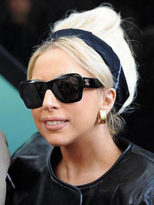 Vẻ ngoài hiện tại của Lady Gaga. Ảnh: