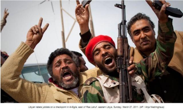 Libya dậy sóng – Tin cập nhật 28/3
