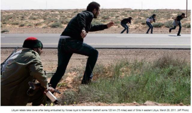 Libya dậy sóng – Tin cập nhật 29/3