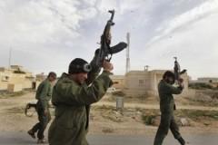 Libya tuyên bố ngừng mọi chiến dịch quân sự