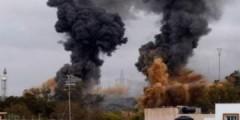 Liên quân quyết 'kết liễu' chế độ Gadhafi