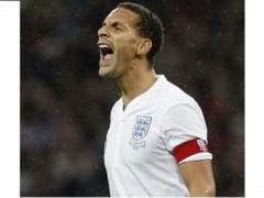 """Mất băng thủ quân, Ferdinand dọa """"nghỉ"""" tuyển Anh"""