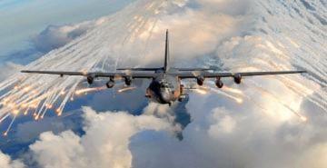 Máy bay pháo hạm, chiến thuật mới của Mỹ tại Libya