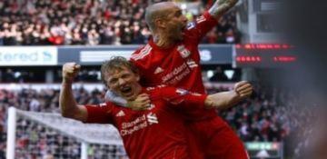 MU gục ngã trước Liverpool