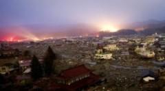 Mưa lớn làm tăng nỗi lo phóng xạ ở Nhật