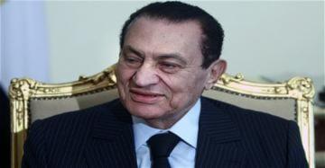 Mubarak bị quản thúc tại nhà