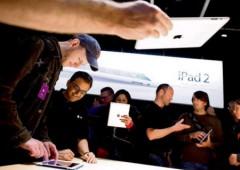 Mỹ: Chính quyền bang dùng iPad 2 thay giấy