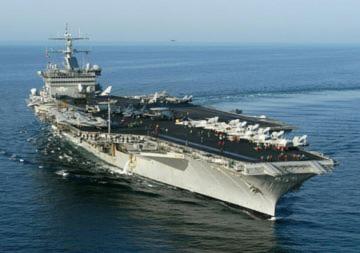 Mỹ đưa quân áp sát Libya