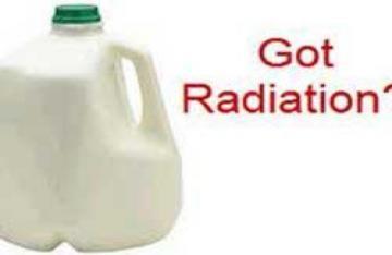 Mỹ phát hiện sữa nhiễm phóng xạ