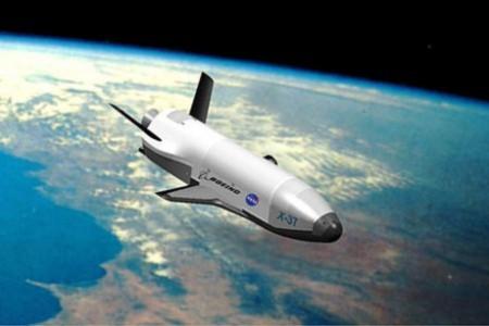 Mỹ phóng tàu vũ trụ bí mật