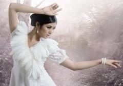 Ngọc Hân, Thùy Trang 'đọ' nét yêu kiều