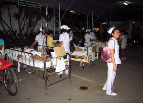 Người chết vì động đất Myanmar tăng liên tục