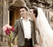 Ảnh cưới của siêu mẫu Lan Phương