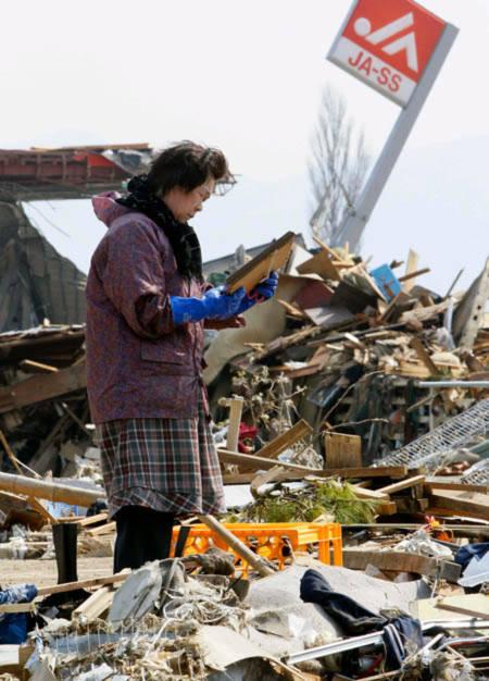 Nhật Bản dịch chuyển 4 mét, trái đất quay nhanh hơn