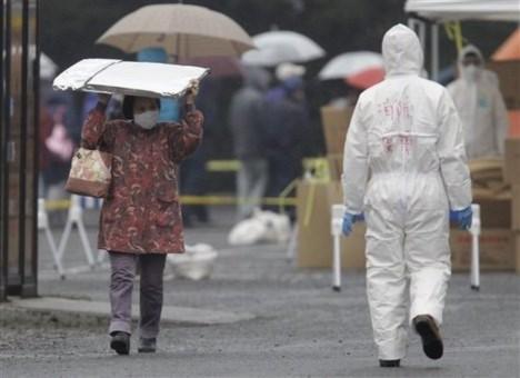 Nhật Bản đang phải đối mặt với nguy cơ rò rỉ  phóng xạ tồi tệ sau khi nhà máy hạt nhân Fukushima số 1 bị thiệt hại nghiêm trọng do động đất
