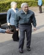 Nhật hoàng thăm dân sơ tán