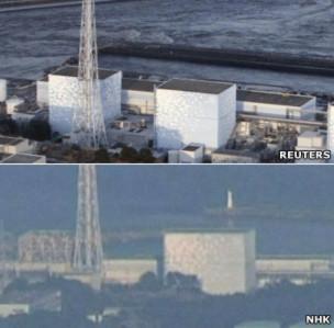 Hiện Fukushima số 1 chỉ còn duy nhất lò phản ứng số 4