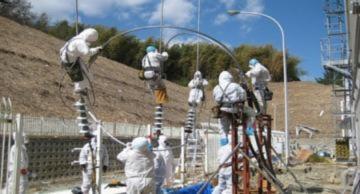 Nồng độ phóng xạ trong nước biển Nhật tăng