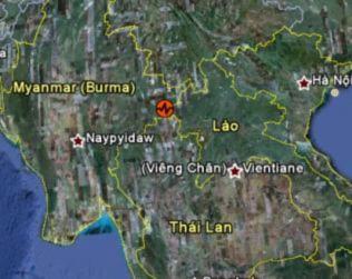 Động đất tại Myanmar, Hà Nội bị ảnh hưởng tối 24/03