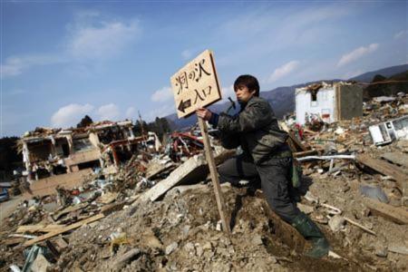 Động đất mạnh lại rung chuyển Nhật Bản