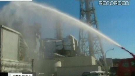 Phóng xạ được tìm thấy ngoài khơi bờ biển Nhật Bản