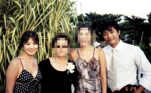 Song Hye Kyo lộ ảnh với tình đầu