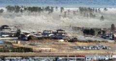 Sóng thần ập vào nhà máy điện hạt nhân Nhật cao 14 mét