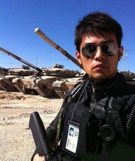 Tạ Đình Phong và Jay Chou cực ngầu trong bom tấn hành động