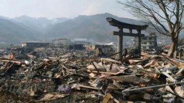 Thảm họa tại Nhật qua những con số