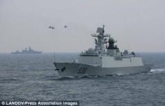 Thực hư chuyện Trung Quốc đem quân đến Libya