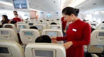 Thừa ghế thiếu vé trên máy bay từ Nhật Bản về Việt Nam