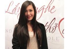 Thùy Trang ngày càng xinh đẹp