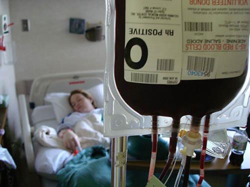 Tìm ra phương pháp thay đổi nhóm máu