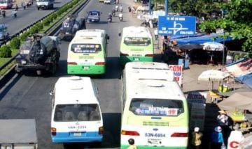 TP HCM sẽ thay mới hàng nghìn xe buýt cũ